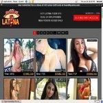 Account Meandmylatina.com Free