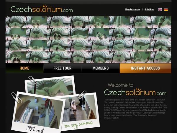 Czech Solarium Downloads