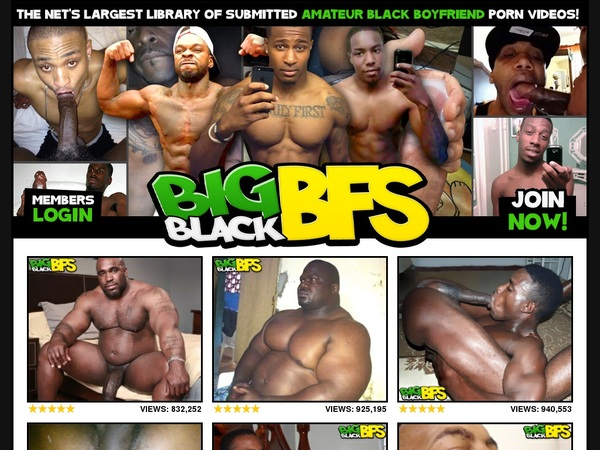 Free Bigblackbfs Account Logins