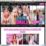 Get Exxxtra Small For Free