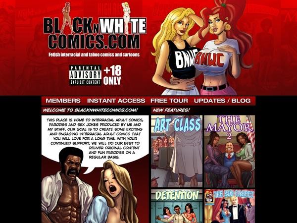 How To Get Free Black N White Comics