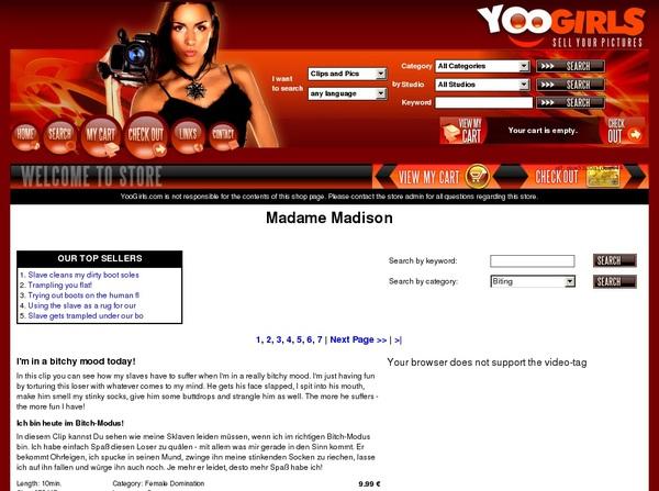 Premium MadameMadison