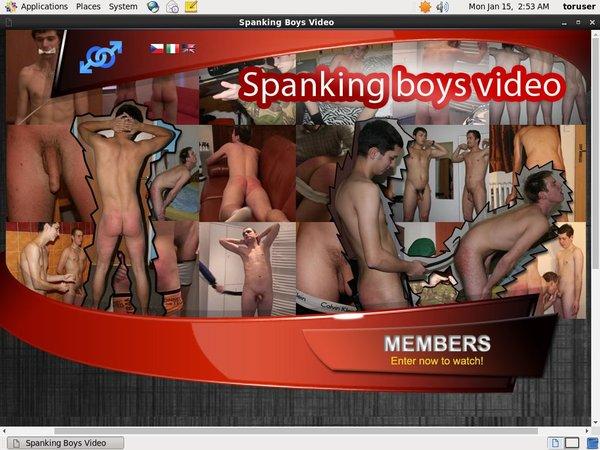 Spankingboysvideo Tumblr