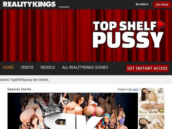 Top Shelf Pussy Full Videos