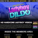 Ladyboy Dildo Netbilling