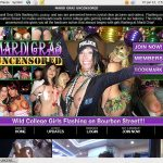 Get Mardi Gras Uncensored Deal