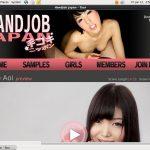 New Handjob Japan Accounts