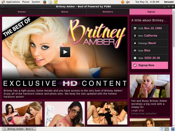 Britneyamber Discount (SAVE 50%)