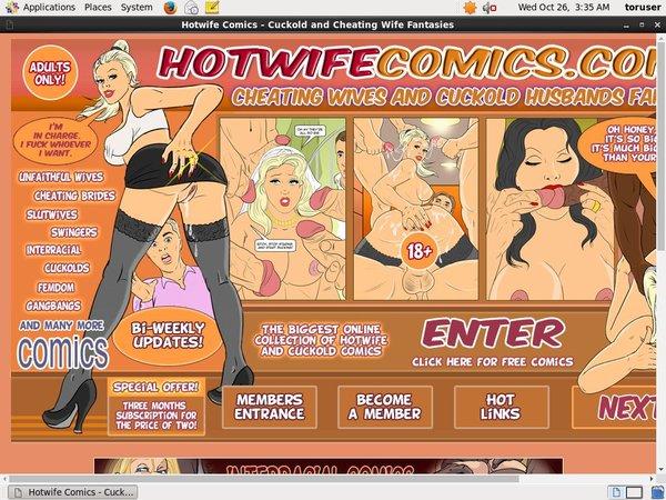 Hotwifecomics Free Pics