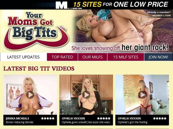Free Your Moms Got Big Tits Movies