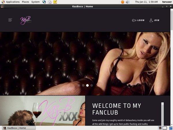 Kazbxxx.com Free Trial Discount