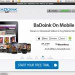 Membership To BaDoink Gay