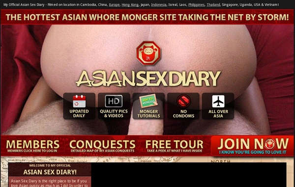 Asian Sex Diary Try Free