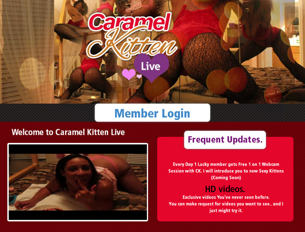Password For Caramelkittenlive