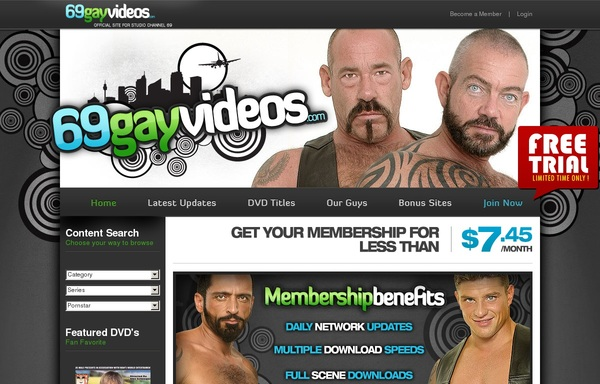 69 Gay Videos Passworter