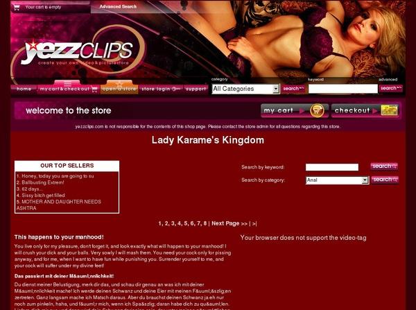 Lady Karame's Kingdom Discount Id