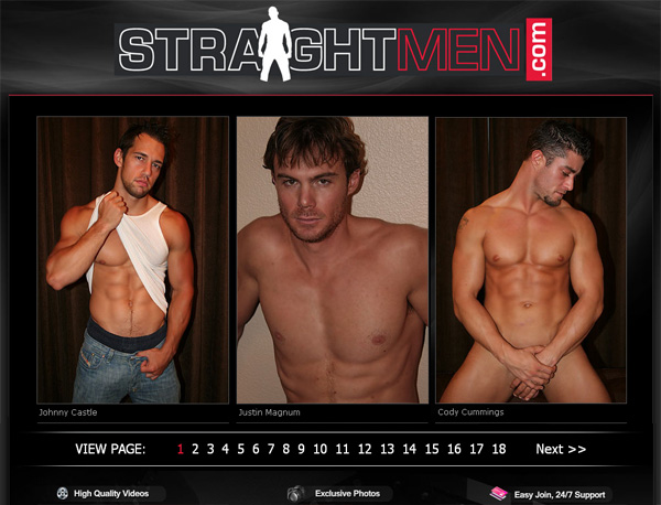 Straight Men Image