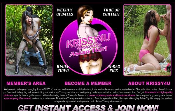 Krissy 4 U Photo Gallery