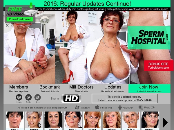 Free Accounts Sperm Hospital